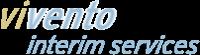 Logo der Vivento Interim Services
